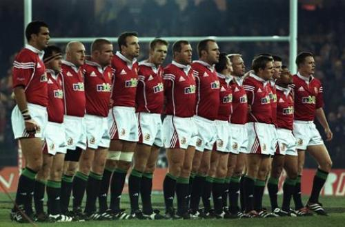 lions2ndtestteam2001